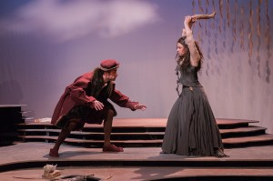 Chris Coculuzzi as Jean Francois de Roberval & Daniela Pagliarello as Marguerite